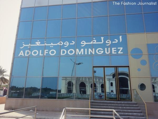 Adolfo Domínguez in Rochana Al Tahlya Mall, Jeddah