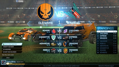 Rocket League-FLT Terbaru For Pc screenshot 1