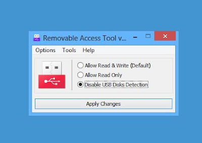 Ratool USB Güvenlik