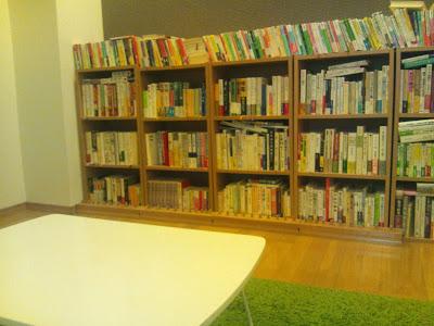 1000冊の本