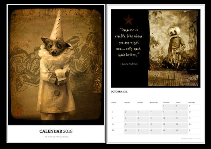 See and purchase calendar...
