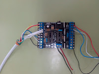 Placa picaxe CHI 035. Chip 18M2+