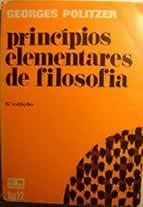 Principios Elementares de Filosofia - (PT)
