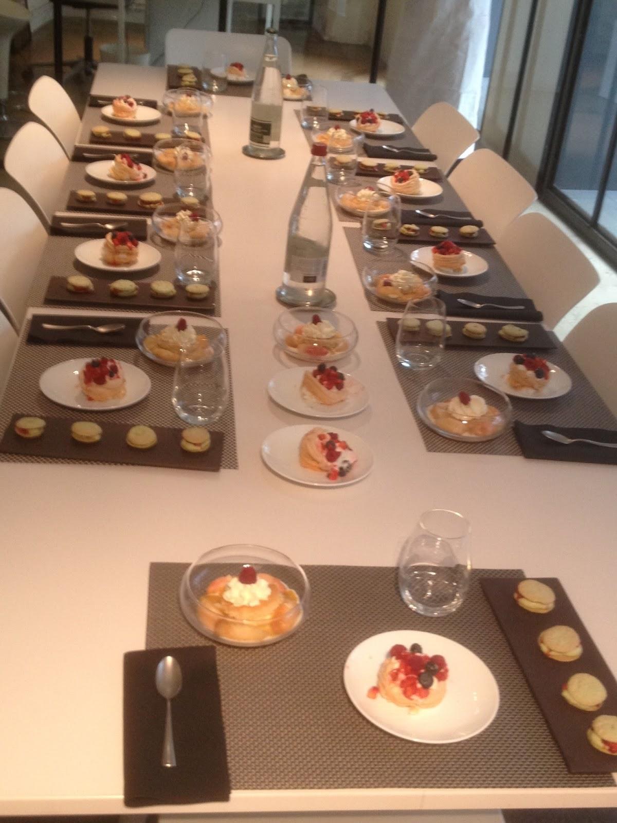 Lundi p tisserie cours de cuisine chez cyril lignac Cours de cuisine paris cyril lignac