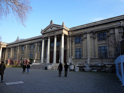 Исторический музей в Стамбуле