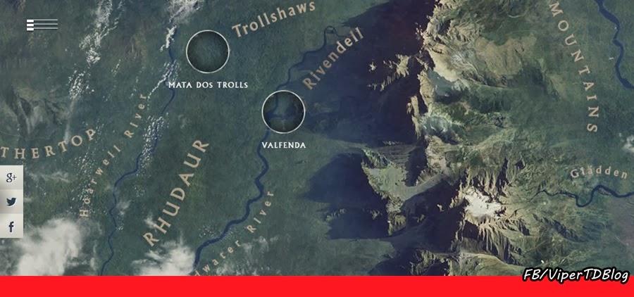 Mapa da Terra Média