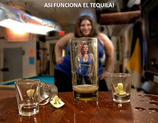efectos tequila