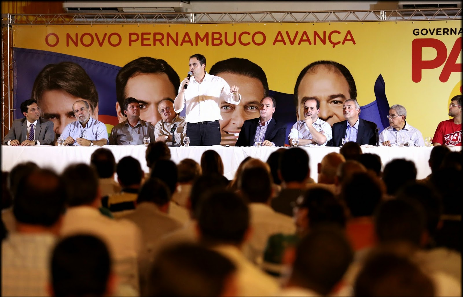 Frente Popular mobiliza tropa para campanha eleitoral