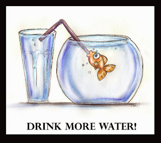 Tips on how to drink more water daily
