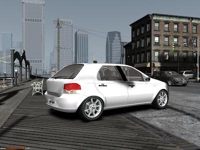 Fiat Palio ELX 2010 Para GTA IV