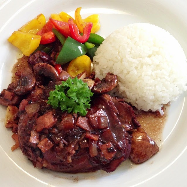 Wens Delight Simple Coq Au Vin French Chicken Stewed In Red Wine