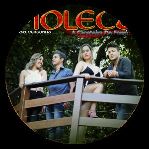 CD Moleca 100 Vergonha - EP Musicas Inéditas
