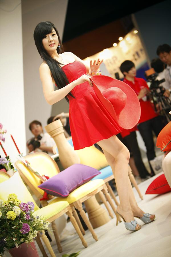 Hwang Mi Hee dễ thương