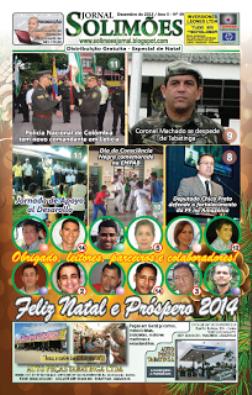 Capa Edição nº 49 Dezembro/2013