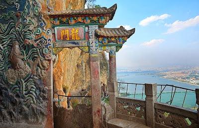 New Advanced Technologies  Kunming-dragon-gate-grotto