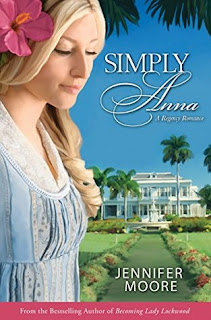 Heidi Reads... Simply Anna by Jennifer Moore
