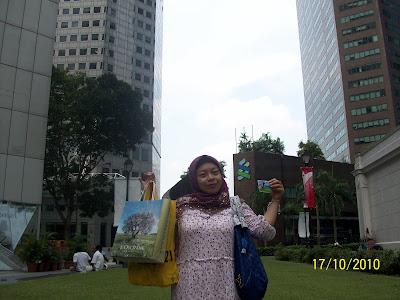 belanja singapura