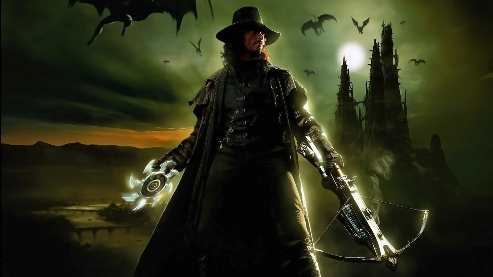 movie picture van helsing 2004