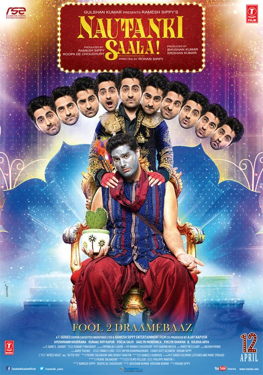 Video: Nautanki Saala - Poster Launch - Ayushmann Khurrana