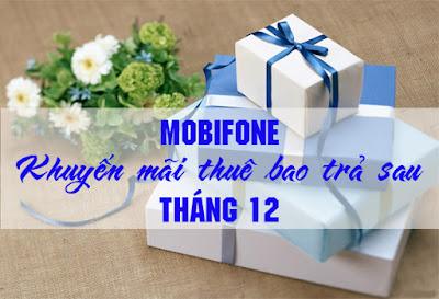 Hoà mạng Mobifone trả sau nhận ưu đãi lớn trong tháng 12