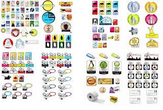 Imagen de stickers de software libre