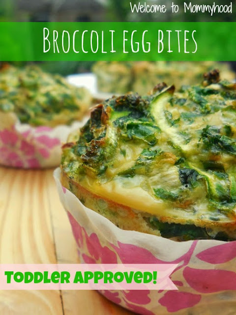 Healthy meals for Toddlers: broccoli egg bites by Welcome to Mommyhood #paleo, #healthyrecipes, #easyhealthyrecipes, #healthysnacksforkids