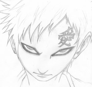Personajes De Naruto Para Colorear Y Pintar