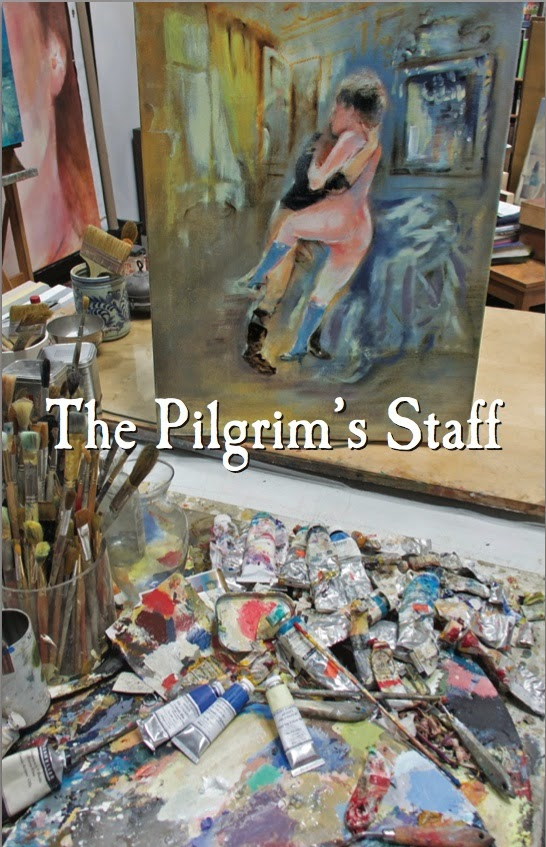 The Pilgrim's Staff: the book