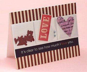 DIY Easy Romantic Handmade Valentine's Day Cards 2014 Ideas ...