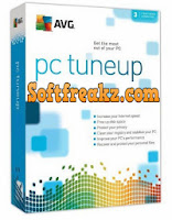 AVG PC Tuneup 2014 14.0.1001.204 With Crack & Serial