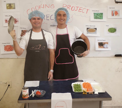 COOKING PROJECT-RECIPES