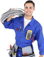 house electrician in Thornhill