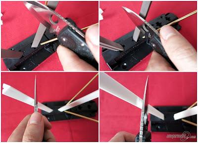 Sharpmaker Anleitung