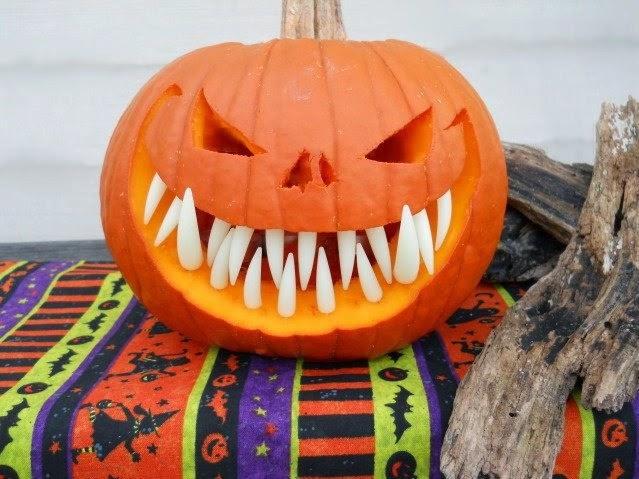 Tooth Pumpkin