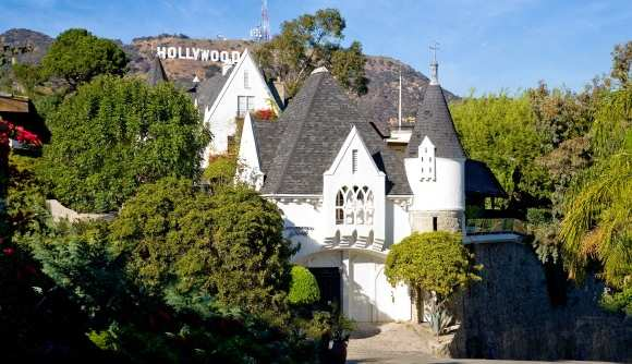 Homes Of Hollywood Celebrities Debbie Matenopoulos