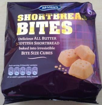 Diets And Calories Mcvities Shortbread Bites