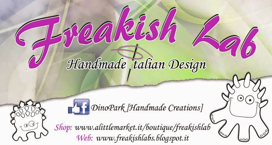 Freakish.Lab - Handmade Creations