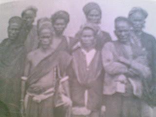 Para Raja di Tanah Batak, 1890