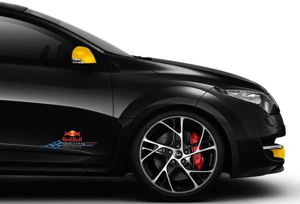 tacosa megane rs red bull racing rb7 con 265cv. Black Bedroom Furniture Sets. Home Design Ideas