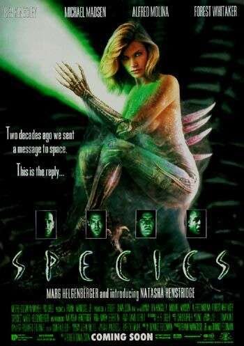 Blueray HD mobile movies dubbed in hindi: Species -1995 ...