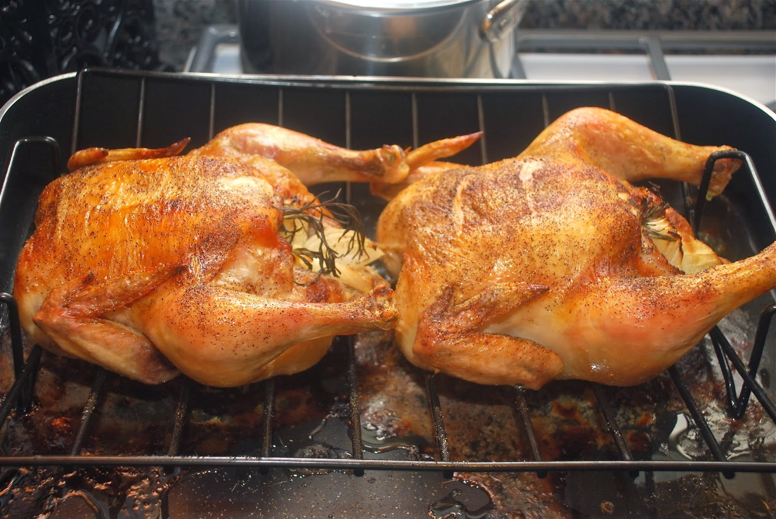 Tomatoes on the Vine: Sunday Supper: Perfect Roast Chicken