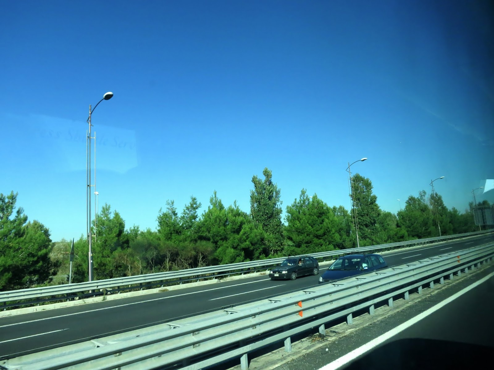 Highways in Rome
