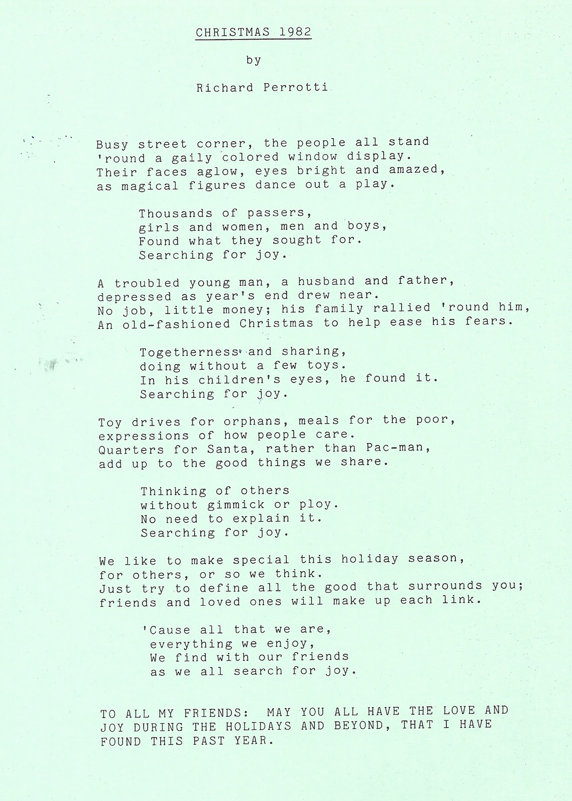 old fashioned love poems for him