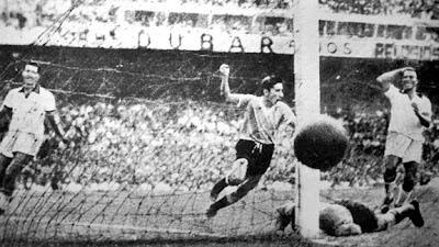 Gol del siglo, Maracaná, Ghiggia, Barbosa