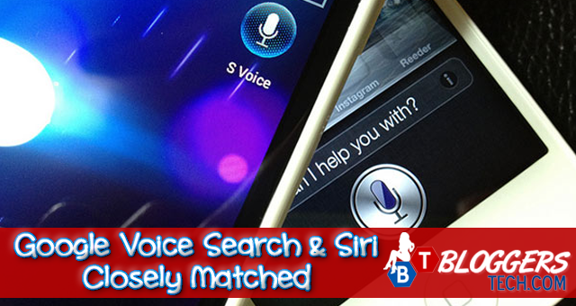 Google Voice Search And Siri
