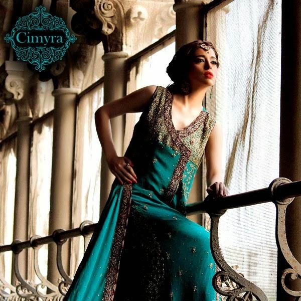 LatestBridalCollection2013 14ByCimyra wwwfashionhuntworldblogspotcom  5  - Latest Bridal Collection 2013-14 By Cimyra