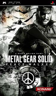 Metal Gear Solid: Peace Walker [PSP]