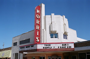 Our old historic Morris Theater