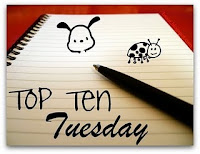 Top Ten Tuesday icon