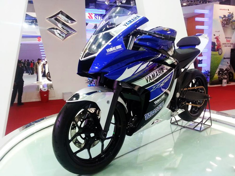 xYamaha R25 Concept at Delhi Auto Expo 2014+%25281%2529